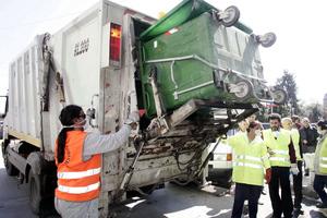 Αντιρρυπαντικά οχήματα στην καθαριότητα του δήμου Κορδελιού - Ευόσμου