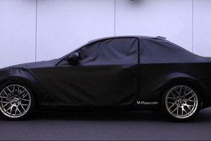 Μερική αποκάλυψη της σειράς 1 Μ coupe!