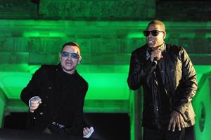 Μαζί στη σκηνή U2 και Jay-Z