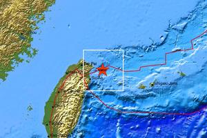 Σεισμός 5,2 ρίχτερ «ταρακούνησε» την Ταϊβάν