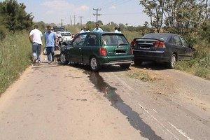 Τρεις νεκροί, ένας τραυματίας σε τροχαίο στο Κιλκίς