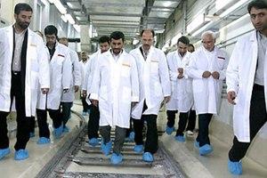 Το Ιράν παράγει πυρηνικά καύσιμα