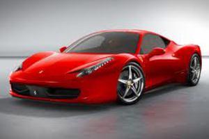 Ανάκληση για τη Ferrari 458 Italia