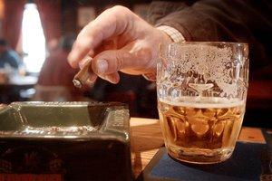 Το κάπνισμα και το αλκοόλ κάνει καλό!