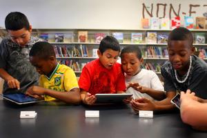 Σχολείο με iPad