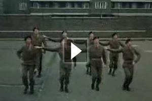 Δείτε την σκληρή εκπαίδευση των Ισπανών στρατιωτών
