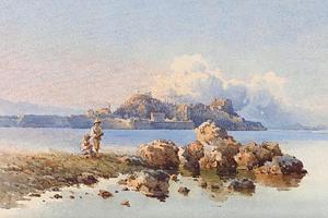 Έκλεψαν πίνακες από πινακοθήκη της Κέρκυρας