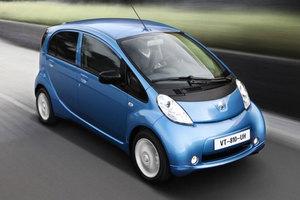 Το νέο ηλεκτρικό Peugeot iOn