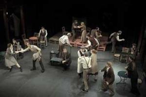 Ακροάσεις ηθοποιών από το Κρατικό Θέατρο Β. Ελλάδος
