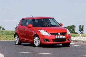 Ανακαλούνται οχήματα Suzuki Swift και Splash