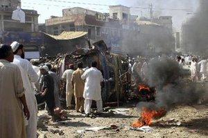 Δέκα νεκροί από έκρηξη βόμβας σε αυτοκινητοπομπή