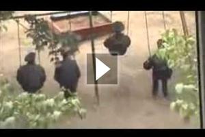 Ρώσοι αστυνομικοί σε δράση