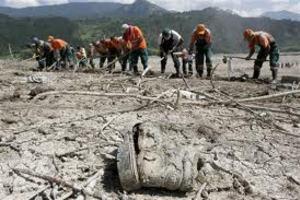 Μακάβρια ευρήματα σε τεχνητή λίμνη στη Βοσνία
