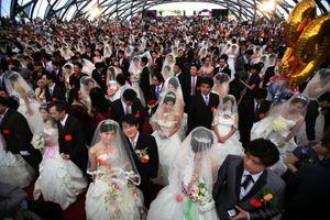 Έτρεξαν να παντρευτούν σήμερα 6.063 ζευγάρια