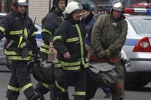 Ο τραγικός απολογισμός των θυμάτων στη Ρωσία