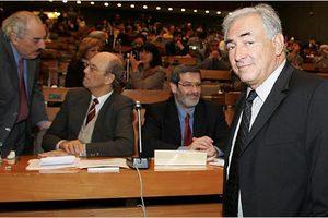 Εύσημα ΔΝΤ σε Ελλάδα και Γαλλία