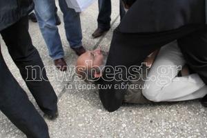 Ελεύθερος ο δράστης της επίθεσης κατά του Πρωθυπουργού