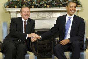 «Τα είπαν» Ομπάμα-Ερντογάν