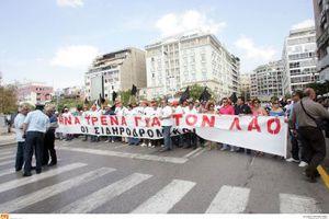 Παράνομη κρίθηκε η αυριανή απεργία στον ΟΣΕ