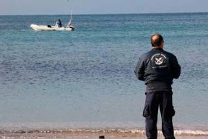 Κολυμβητής εντόπισε στρατιωτικό υλικό