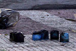 Γκαζάκια στον σύλλογο «Δεσμοί Ελλήνων» στην Καλαμαριά