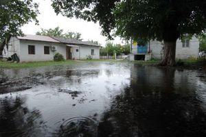 Εικόνες καταστροφής από τις πλημμύρες στα Τρίκαλα