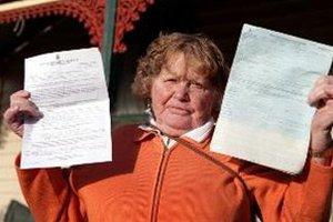 Επικυρώθηκε η ποινή της Αικ. Πελέκη για τα συμβόλαια για το Βατοπέδι