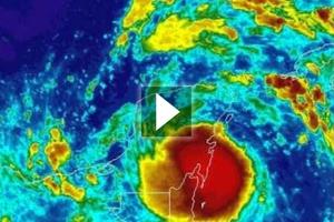 Προειδοποίηση για κυκλώνα στο Μεξικό