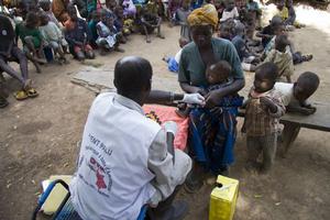 Οι Γιατροί χωρίς Σύνορα «πολεμούν» την πείνα στο Νίγηρα