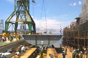 Τροπολογία για την κατασκευή υποβρυχίων σε Σκαραμαγκά και Ελευσίνα