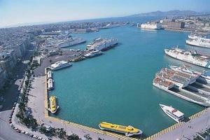 Ολοκληρώθηκαν τα έργα στο λιμάνι του Πειραιά