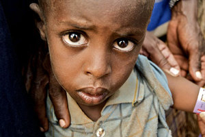 Η πείνα απειλεί ένα δισεκατομμύριο ανθρώπους