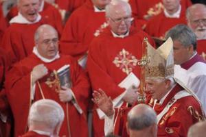Διαδήλωση κατά του Πάπα στο Λονδίνο