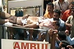 Πυροβολισμοί σε τζαμί στο Νέο Δελχί