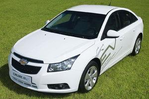 Έτοιμο το ηλεκτρικό Chevrolet Cruze