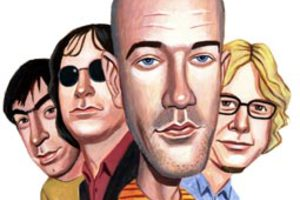 Τον Μάρτιο οι καινούριοι R.E.M.