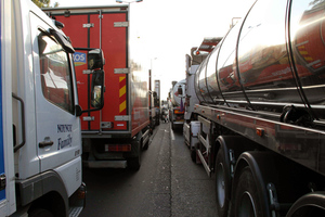 Καθ' οδόν 700 ιδιοκτήτες φορτηγών από τη Βόρεια Ελλάδα