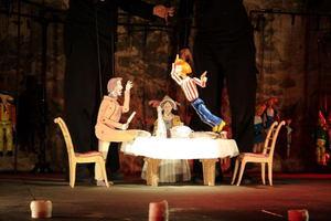 Φεβρουάριος με κουκλοθέατρο στο ίδρυμα Μ. Κακογιάννης