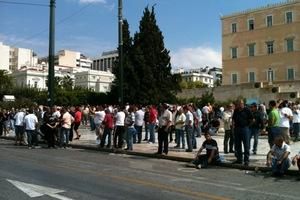 Κλειστό το κέντρο της Αθήνας, στις επάλξεις οι ιδιοκτήτες φορτηγών