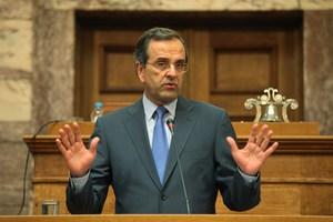 Α.Σαμαράς: «Απίστευτη ανοησία από τον Πάγκαλο»