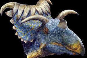 Φυτοφάγος δεινόσαυρος «βασιλιάς»!