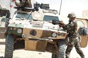 Νεκρός κι άλλος στρατιώτης στο Αφγανιστάν
