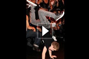 Χορευτής ο γιος star!