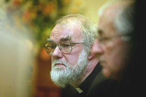 Χειροτόνηση ομοφυλοφίλων στην Αγγλικανική Εκκλησία