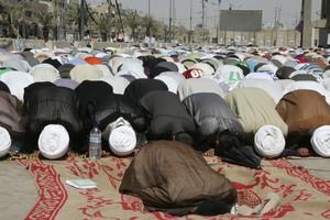 Έκρηξη βόμβας σε τέμενος στο Ιράκ