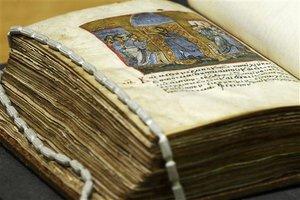 Στο Διαδίκτυο ελληνικά χειρόγραφα από τη Βρετανική Βιβλιοθήκη