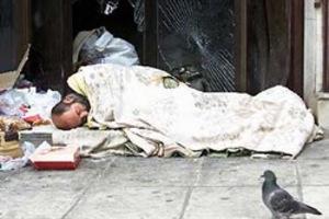 Πρόταση για ξενοδοχείο αστέγων στη Λάρισα