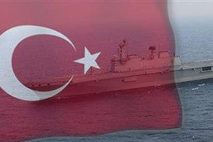 Τουρκική κορβέτα μεταξύ Εύβοιας και Άνδρου