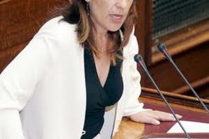 Διαφοροποιείται η Τόνια Αντωνίου για την τροπολογία για φορτηγά