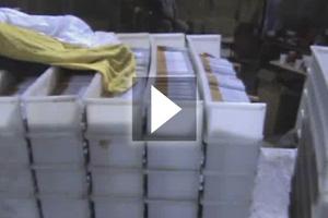 Στη δημοσιότητα βίντεο με το εργοστάσιο των λαθραίων τσιγάρων